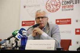 El exjuez Baltasar Garzón, investigado por «confabular» con Villarejo el operativo policial contra la 'Gürtel'