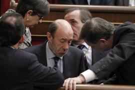 Rubalcaba presenta el jueves su candidatura a la Secretaría General del PSOE