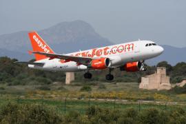 Un avión con destino a Londres regresa a Palma tras el impacto de un ave