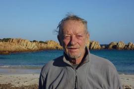 Mauro Morandi, el Robinson Crusoe italiano que se resiste a abandonar su isla