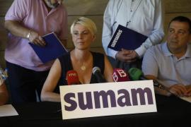 Aina Aguiló, de Sumam, se presenta como candidata a la Alcaldía de Palma