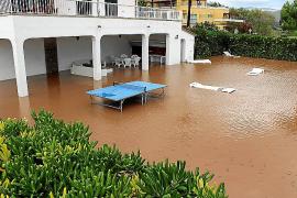 El Govern destina 700.000 euros a paliar los daños de las inundaciones en Pollença
