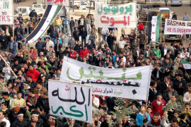 El bastión rebelde sirio pide a gritos a la misión árabe protección internacional