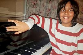 Antón, un pequeño Mozart