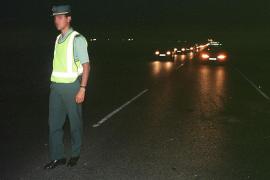 Un hombre muere en accidente en la carretera de Manacor y se fugan los implicados