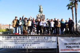 Concentración en Palma por unas pensiones dignas