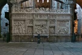 Fallece un familiar del nuevo obispo de Ávila mientras asistía a su ordenación