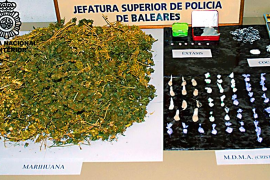 Prisión para un narco acusado de distribuir droga a varios locales de ocio por Navidad