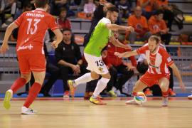 El Palma Futsal sufre una dura derrota en Cartagena