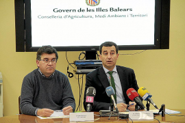 El Govern paga seis millones de euros y liquida sus deudas con los payeses