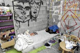 Español de 40 a 59 años y más de 10 años de residencia, perfil del 'sin hogar' mallorquín