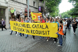 La ley que suprime que el catalán sea un requisito se somete a información pública