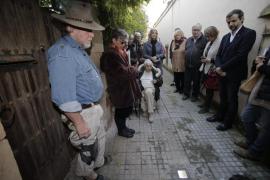 Instalan las piedras Stolpersteine en recuerdo a quienes estuvieron en los campos de concentración nazi