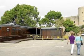 Cort gestionará «temporalmente» el Centro de Visitantes de Bellver