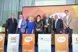 La Federació de Tennis de les Illes celebra su gala anual