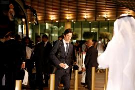 El Real Madrid llega a Abu Dabi para centrarse en el Mundial de Clubes