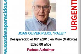 Desaparece un hombre con Alzheimer de una residencia de Muro