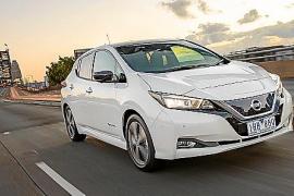 El Nissan Leaf sigue al alza en España