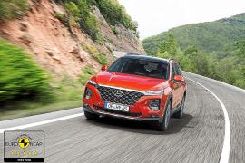 Nuevo Hyundai Santa Fe: un vehículo muy seguro