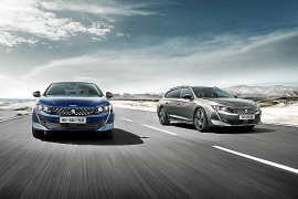 Peugeot presenta la versión SW del 508