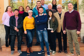 El PP de Puigpunyent ratifica a Guillem Ginard como candidato
