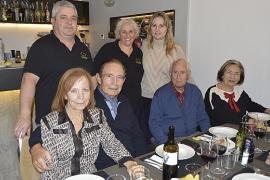 Cena de aniversario de Amigos de los Molinos
