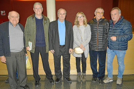 Miquel Vidal presenta 'Una ciutat de campions. Manacor'