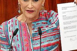 La Universidad Rey Juan Carlos pide cuatro años de prisión para Cifuentes por el caso máster