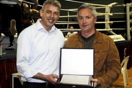 El presidente de la Federación Balear de Boxeo carga contra Susanna Moll
