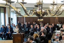 El juicio de los ERE de Andalucía queda visto para sentencia