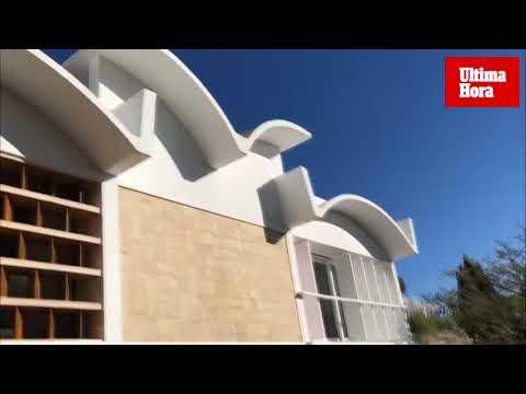 La remodelación del Taller Sert de Miró se abre con reproducciones de sus cuadros