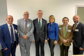 El plan para crear la Oficina Europea de Hidroaviones en Pollença llega a Bruselas