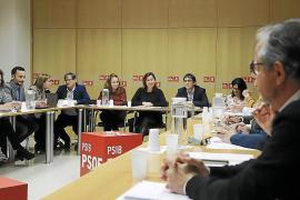 El equipo de Armengol en el Consolat controlará la estrategia electoral del PSIB