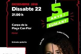 El humor de PinkaTeatre regresa a Pòrtol con la obra de teatro 'Estúpida-ment'
