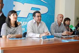 Pastor reorganiza a su equipo de gobierno y 'asciende' a Riera y Sureda
