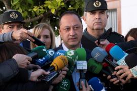 El Delegado del Gobierno en Andalucía justifica la detención de Montoya ante el riesgo de fuga