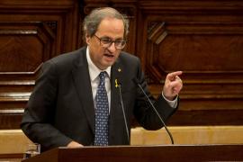 Quim Torra se querellará contra Pablo Casado por calificarle de «desequilibrado»