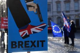 El Reino Unido pone en alerta a 3.500 soldados ante un Brexit sin acuerdo