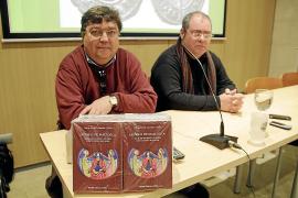 Garrido divulga la vida de Jaume II «sin olvidar la erudición histórica»