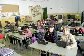 Los alumnos de 1º y 2º de ESO de Balears tendrán ordenadores a partir de enero