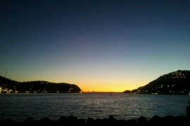 Atardecer en el paraíso (Port d'Andratx)
