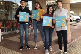 Institutos de Baleares participan en la campaña contra la venta alcohol a menores