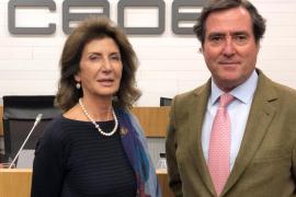 Carmen Planas, presidenta de la comisión de responsabilidad social empresarial de la CEOE