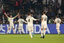 El Madrid accede a la final del Mundial de Clubes con un triplete de Bale