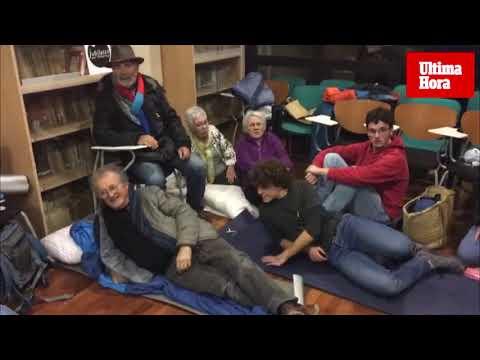 Jubilats per Mallorca inicia su jornada de ayuno pro presos catalanes