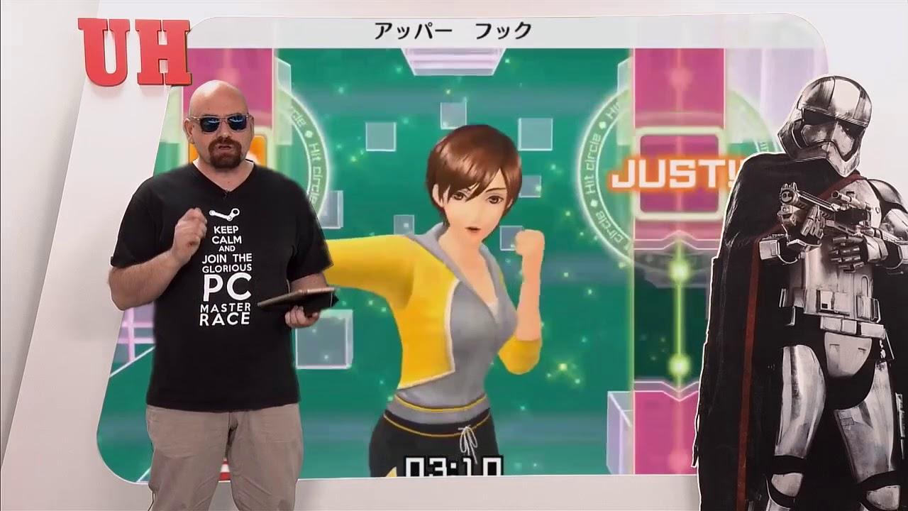 Ponerse en forma con 'Fitness Boxing', entre las novedades en videojuegos