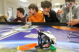 El IES Sa Blanca Dona busca su selección para la First Lego League de Mallorca