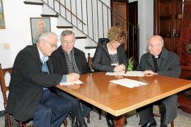 La parroquia de Porreres cede el uso de la residencia para su reconversión en centro de día