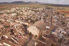 El Ayuntamiento de Santanyí cede unos terrenos municipales para instalar a la UME