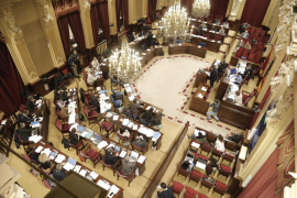 El Parlament balear aprueba los Presupuestos Generales para 2019